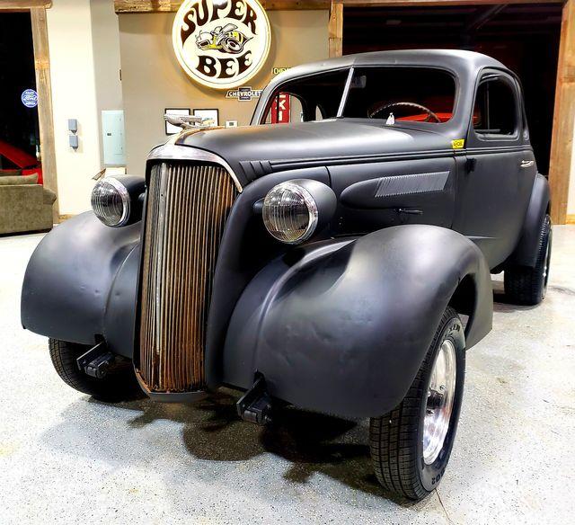 1937 Chevrolet 5 window coupe