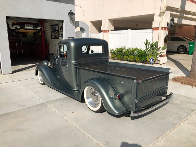 1937 Ford 1/2 Ton Wide Body All Steel San Diego, California 6