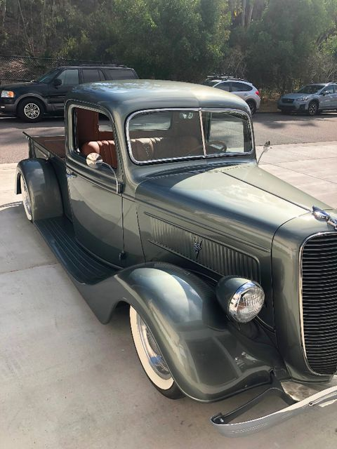 1937 Ford 1/2 Ton Wide Body All Steel San Diego, California 2