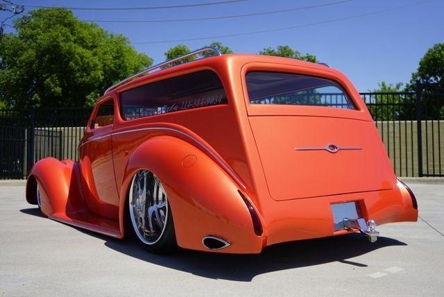 1937 Ford CUSTOM in McKinney, Texas 75070