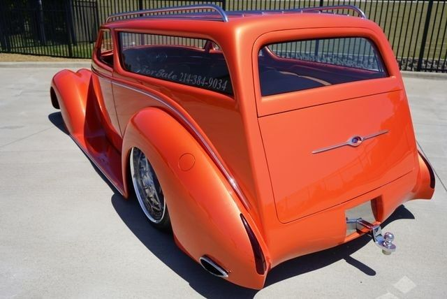 1937 Ford CUSTOM in McKinney, Texas 75070