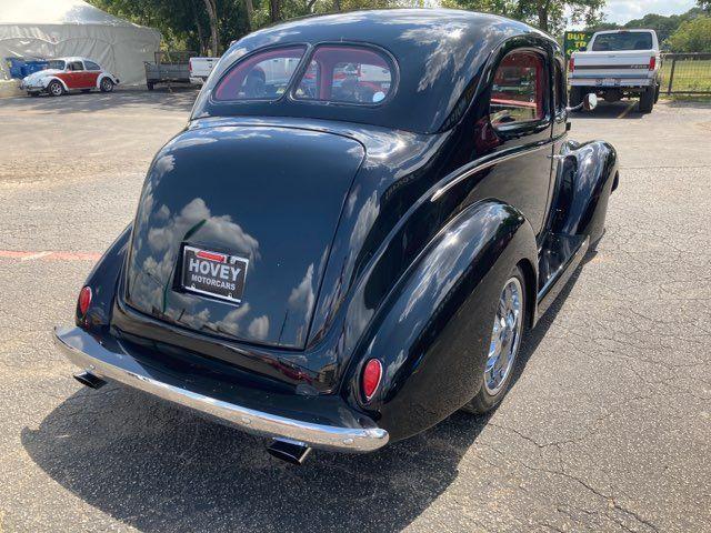 1938 Ford 2 Door Sedan ALL STEEL Restomod in Boerne, Texas 78006