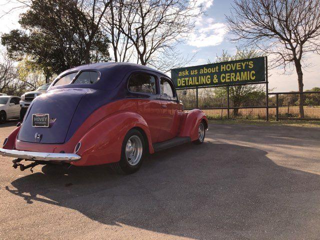 1938 Ford Restromod  2 Door Humpback Boerne, Texas 11