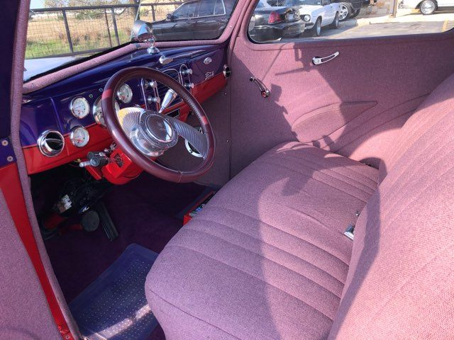 1938 Ford Restromod  2 Door Humpback Boerne, Texas 13