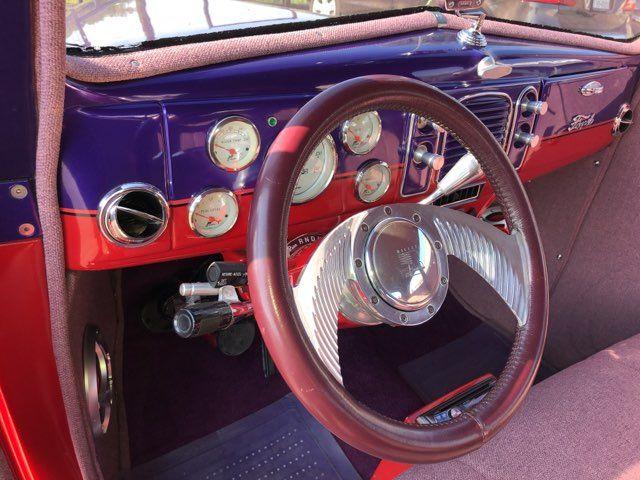 1938 Ford Restromod  2 Door Humpback Boerne, Texas 14