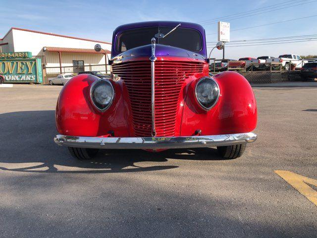 1938 Ford Restromod  2 Door Humpback Boerne, Texas 2