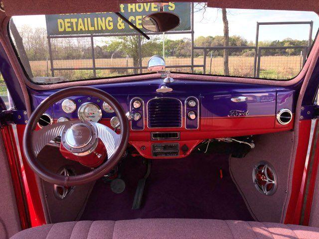 1938 Ford Restromod  2 Door Humpback Boerne, Texas 27
