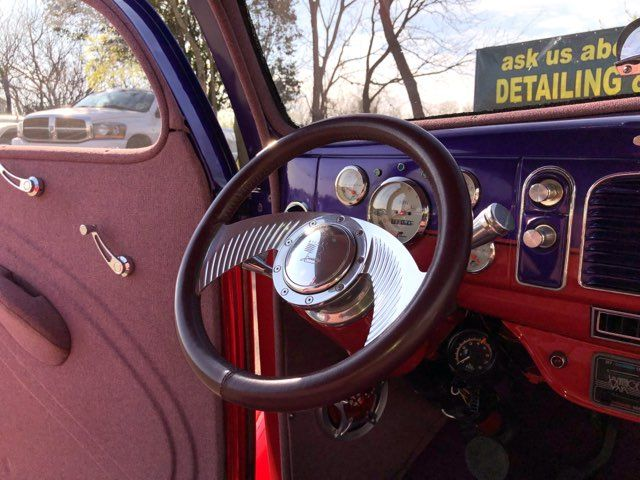1938 Ford Restromod  2 Door Humpback Boerne, Texas 28