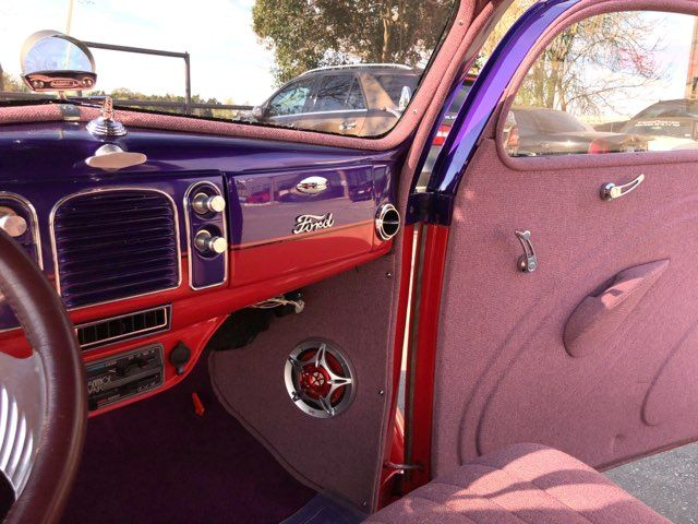 1938 Ford Restromod  2 Door Humpback Boerne, Texas 29