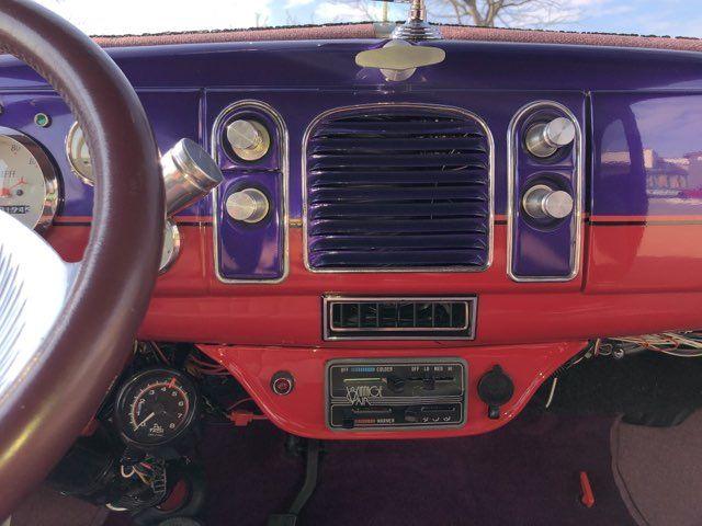 1938 Ford Restromod  2 Door Humpback Boerne, Texas 30
