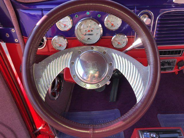1938 Ford Restromod  2 Door Humpback Boerne, Texas 31