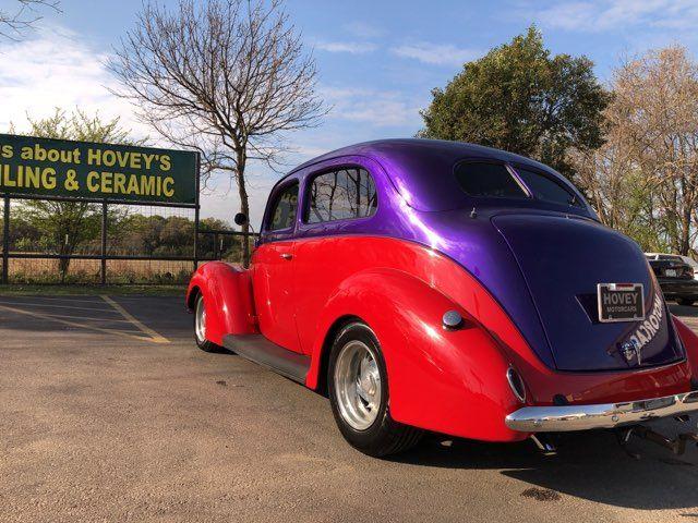 1938 Ford Restromod  2 Door Humpback Boerne, Texas 9