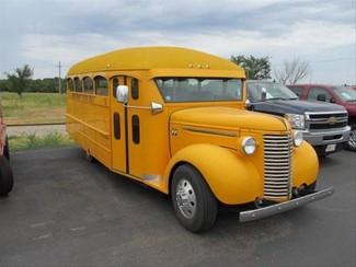 1939 Chevrolet Bus Blanchard, Oklahoma 2