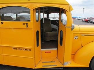 1939 Chevrolet Bus Blanchard, Oklahoma 4