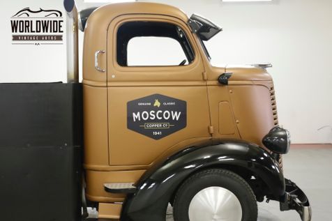 1939 Chevrolet COE  CAB OVER ENGINE V8 AIR RIDE DISC | Denver, CO | Worldwide Vintage Autos in Denver, CO