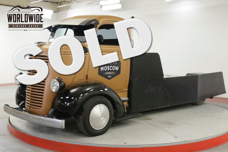 1939 Chevrolet COE  CAB OVER ENGINE V8 AIR RIDE DISC | Denver, CO | Worldwide Vintage Autos