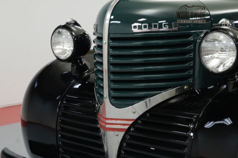 1939 Dodge TRUCK RESTORED. RARE 1/2 TON PICKUP | Denver, CO | Worldwide Vintage Autos in Denver, CO