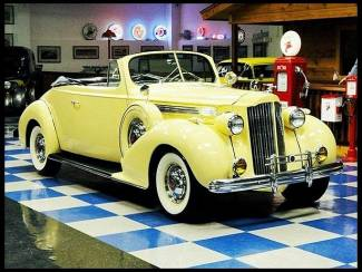 1939 Packard 120 SUPER EIGHT CONVERTIBLE Phoenix, Arizona