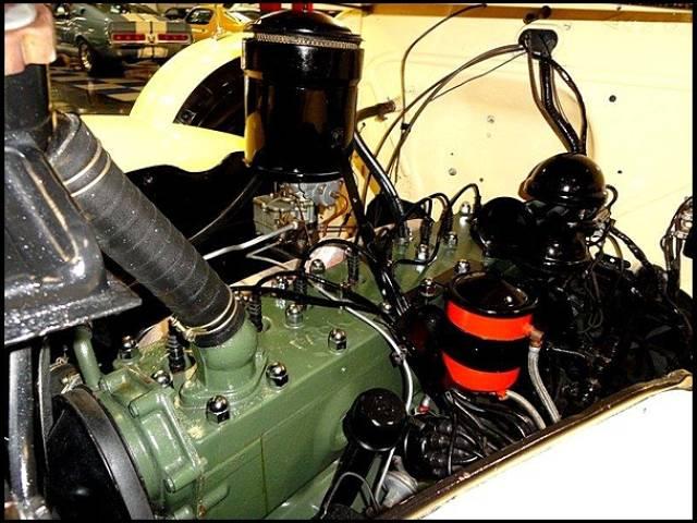 1939 Packard 120 SUPER EIGHT CONVERTIBLE Phoenix, Arizona 8