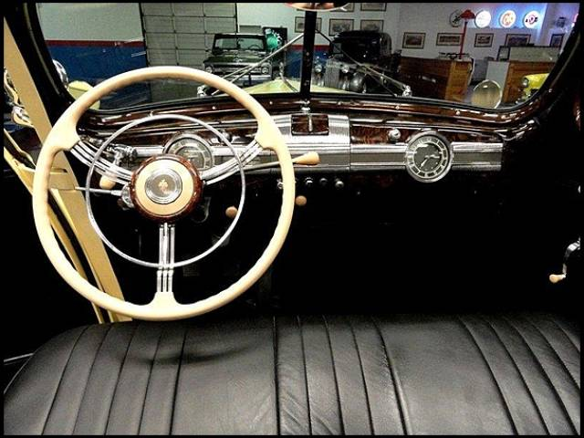 1939 Packard 120 SUPER EIGHT CONVERTIBLE Phoenix, Arizona 4