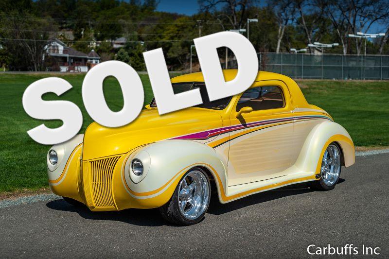 1940 Ford 3 Window Custom   Concord, CA   Carbuffs