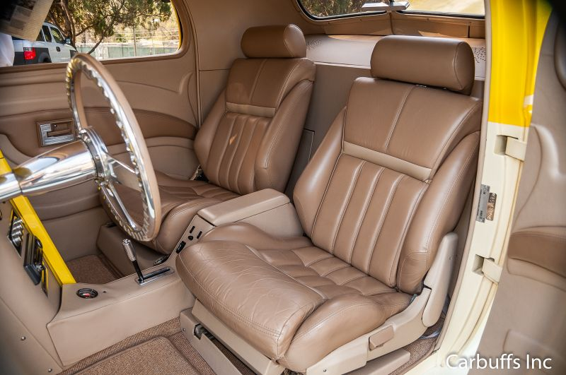 1940 Ford 3 Window Custom   Concord, CA   Carbuffs in Concord, CA