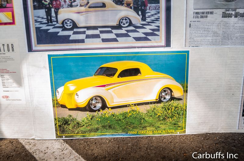 1940 Ford 3 Window Custom | Concord, CA | Carbuffs in Concord, CA