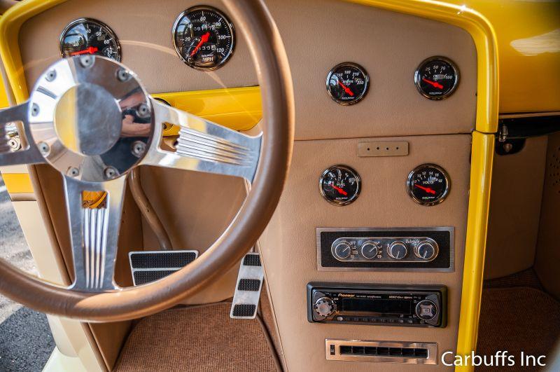 1940 Ford 3 Window Custom | Concord, CA | Carbuffs in Concord, CA