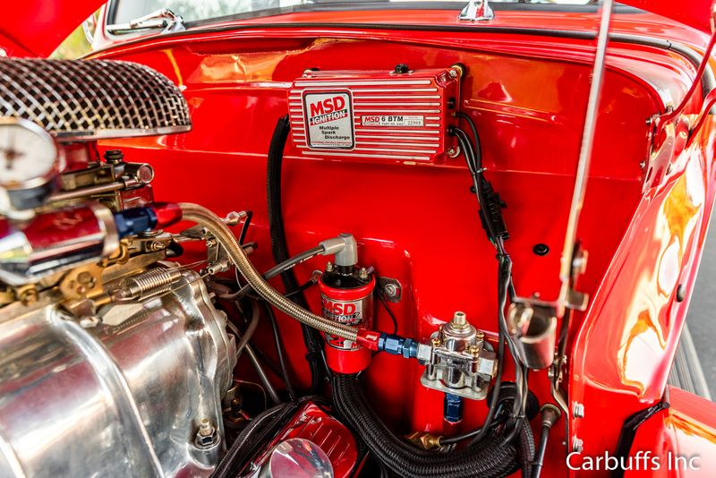 1940 Ford Coupe Street Rod | Concord, CA | Carbuffs in Concord, CA
