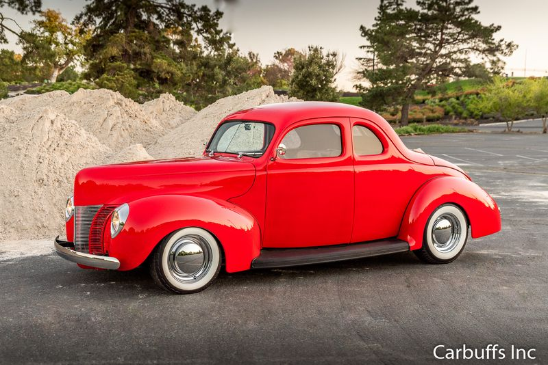 1940 Ford Coupe Street Rod   Concord, CA   Carbuffs