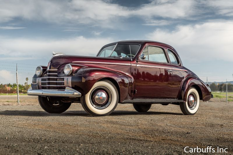 1940 Oldsmobile Business Coupe  | Concord, CA | Carbuffs in Concord, CA