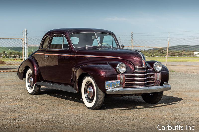 1940 Oldsmobile Business Coupe  | Concord, CA | Carbuffs in Concord, CA