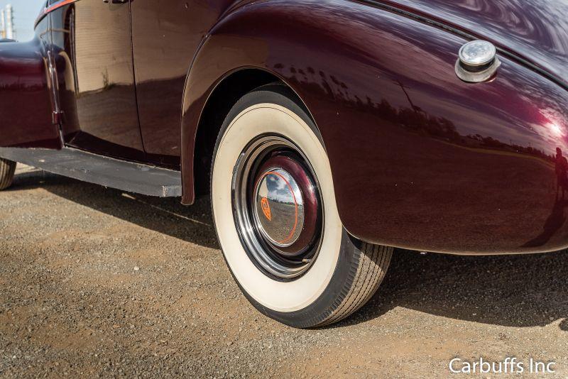 1940 Oldsmobile Business Coupe    Concord, CA   Carbuffs in Concord, CA