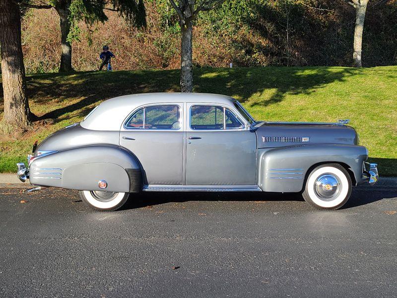 1941 Cadillac Series 62 4 Door Upgraded to Chevrolet 327 V8 Turbo 350 Drives Nice  city Washington  Complete Automotive  in Seattle, Washington