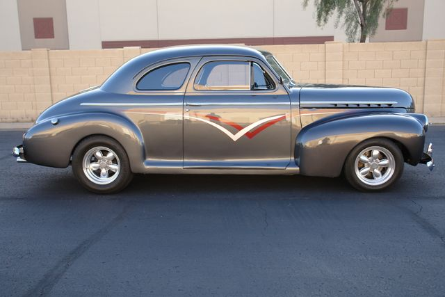1941 Chevrolet 5-Window Coupe Phoenix, AZ 1