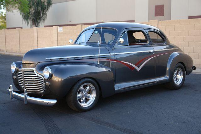 1941 Chevrolet 5-Window Coupe Phoenix, AZ 10