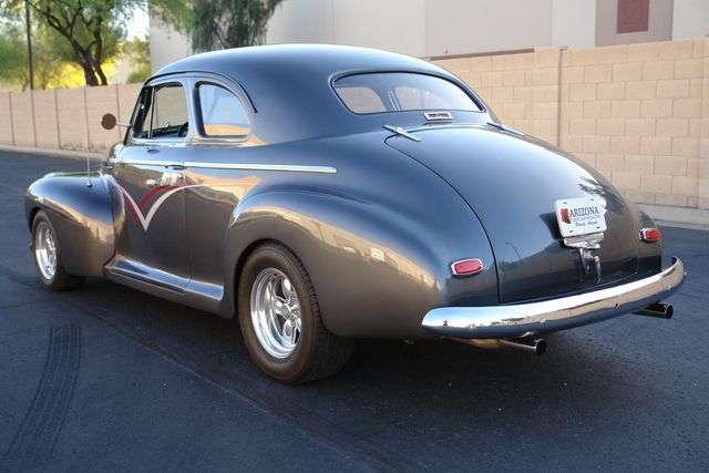 1941 Chevrolet 5-Window Coupe Phoenix, AZ 4