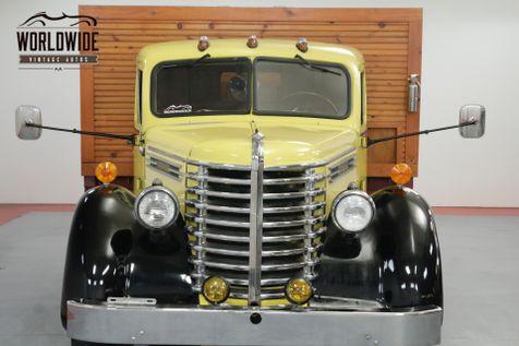 1941 Diamond T PICKUP VERY RARE DIAMOND T 306 SERIES PICKUP. | Denver, CO | Worldwide Vintage Autos in Denver, CO