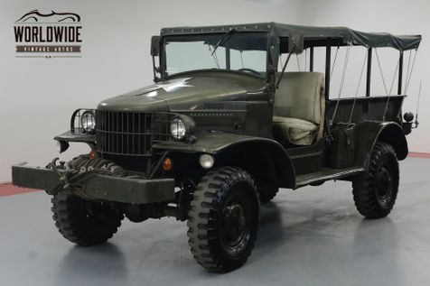 1941 Dodge WC-4 POWER WAGON. RARE 1/2 TON! 1 of 5570 Built. 4X4! | Denver, CO | Worldwide Vintage Autos in Denver, CO