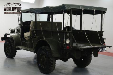 1941 Dodge WC-4 POWER WAGON. RARE 1/2 TON! 1 of 5570 Built. 4X4!   Denver, CO   Worldwide Vintage Autos in Denver, CO
