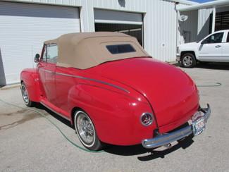 1941 Ford Convertible Blanchard, Oklahoma 2
