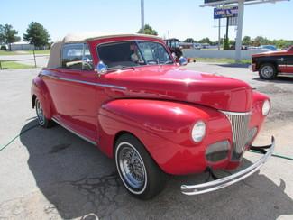 1941 Ford Convertible Blanchard, Oklahoma 7
