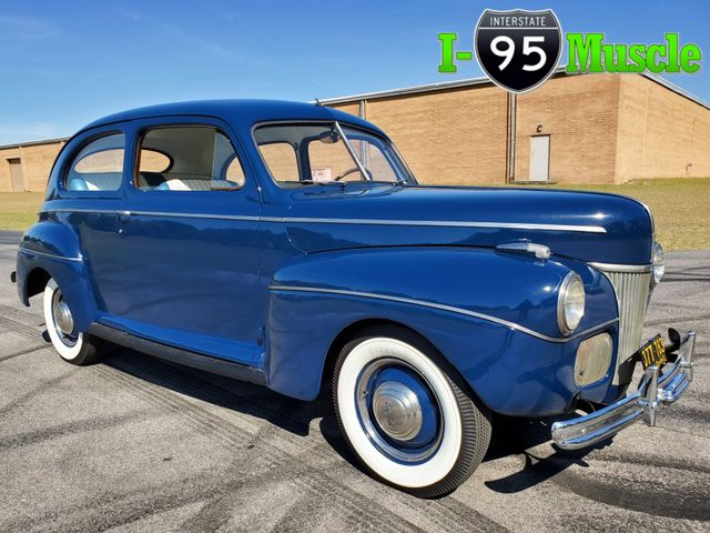 1941 Ford Coupe Super Deluxe