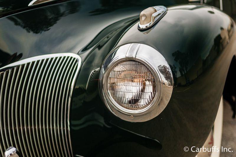 1941 Lincoln Zephyr Convertible   Concord, CA   Carbuffs in Concord, CA