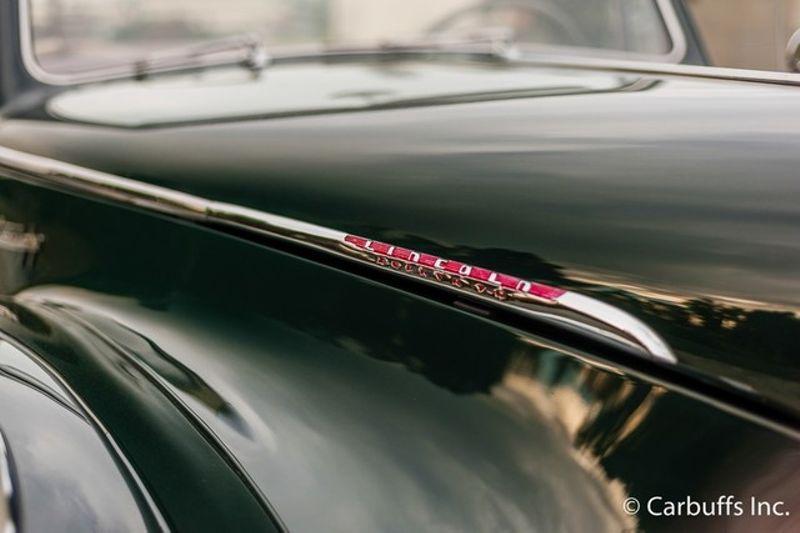 1941 Lincoln Zephyr Convertible | Concord, CA | Carbuffs in Concord, CA