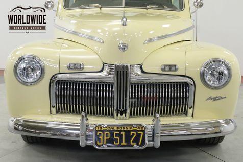 1942 Ford SUPER DELUXE V8 350 AUTOMATIC | Denver, CO | Worldwide Vintage Autos in Denver, CO