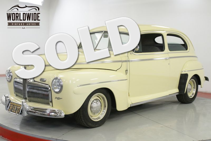 1942 Ford SUPER DELUXE V8 350 AUTOMATIC | Denver, CO | Worldwide Vintage Autos