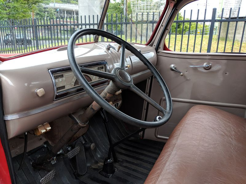 1946 Chevrolet Regular Cab Model 3104 With Rare Farmers Bed Factory Option Professional Frame Off Restoration  city Washington  Complete Automotive  in Seattle, Washington