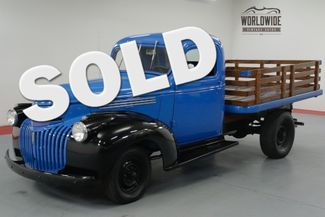 1946 Chevrolet STAKEBED in Denver CO