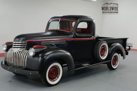 1946 Chevrolet 3100 RESTORED. 4 SPEED. NEW OAK BED. NEW WHEELS.   Denver, CO   Worldwide Vintage Autos in Denver, CO